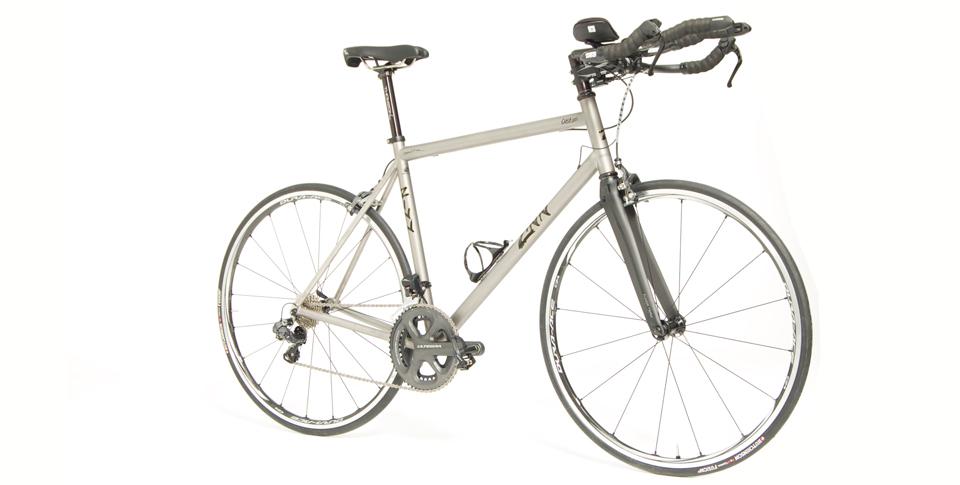 Zia: Custom Triathlon Bike - Zinn Cycles - Custom Bikes
