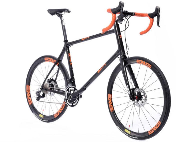 custom bicycles by Zinn Cycles